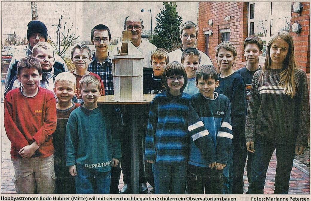 Bericht in den Holsteiner Nachrichten am 12.03.2002 III - Kopie