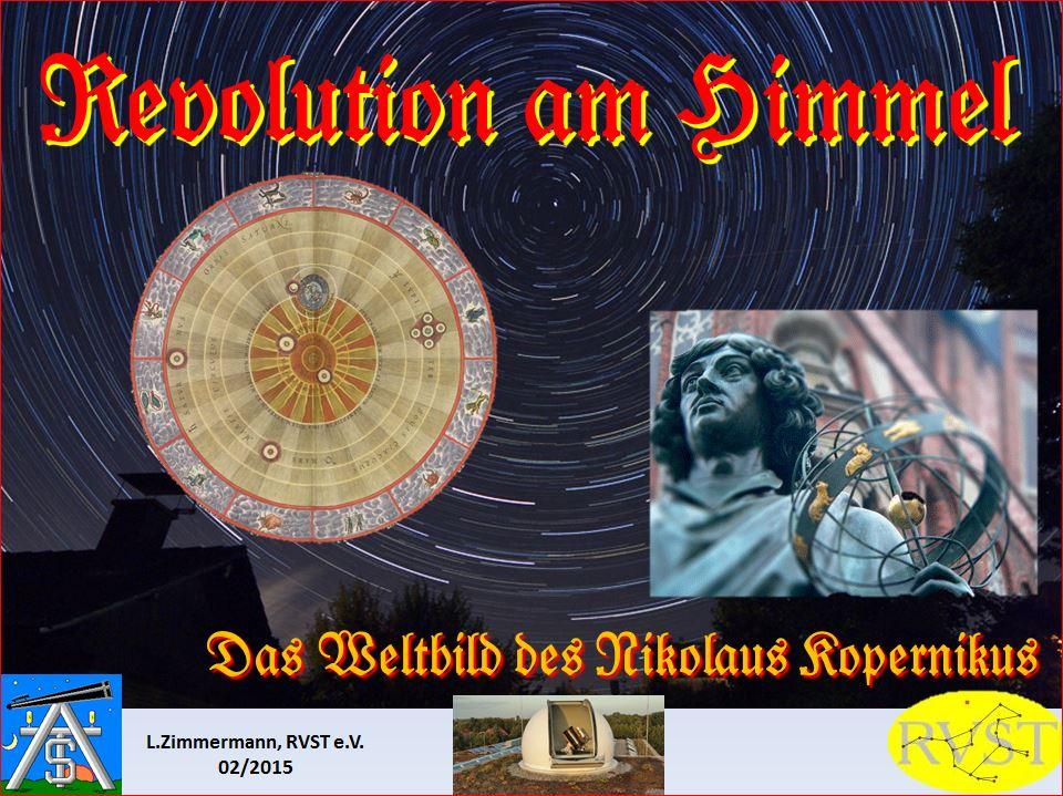 Titelbild Kopernikus