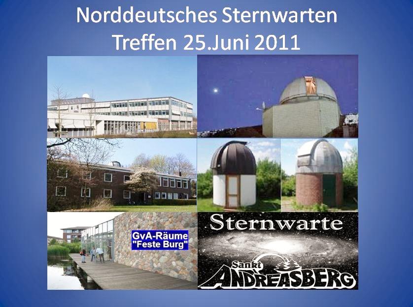 01-1.Nordeutsches Sternwarten Treffen 25.06.2011