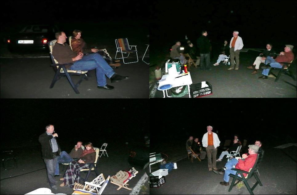 3-Perseiden Beobachtung 09.08.2008