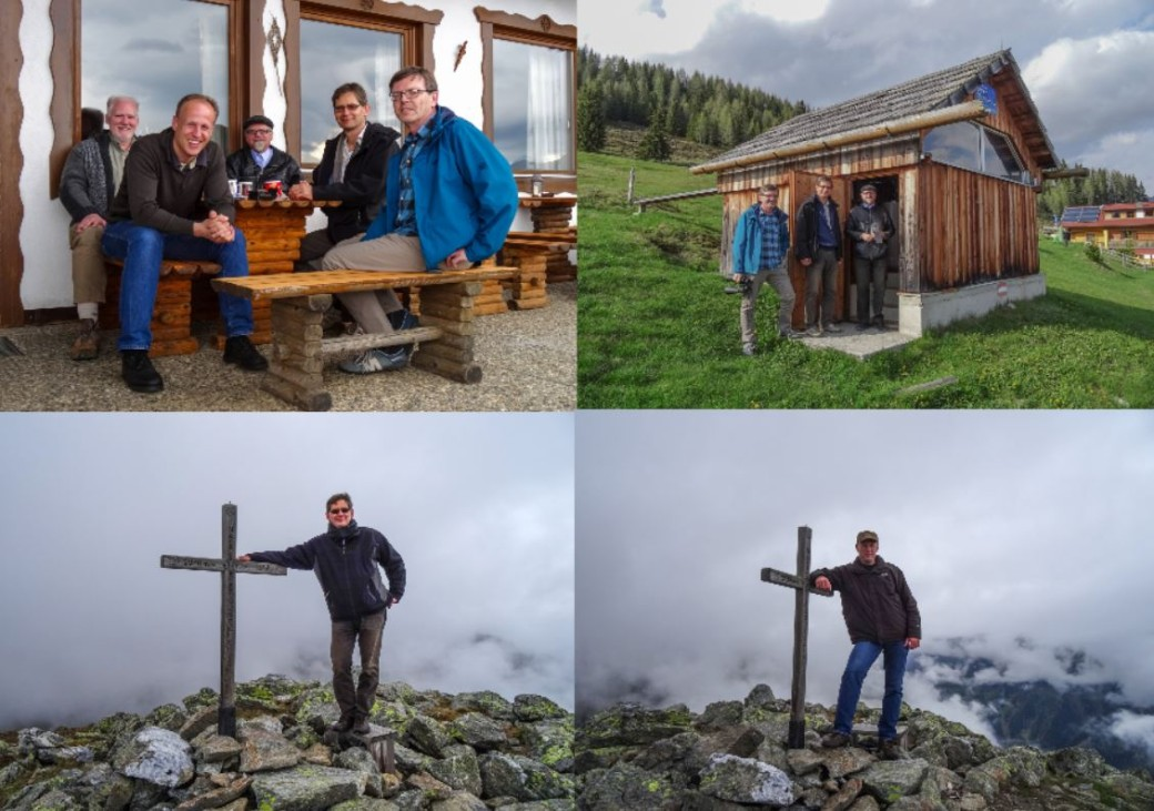 Emberger Alm Besuch 2015, I