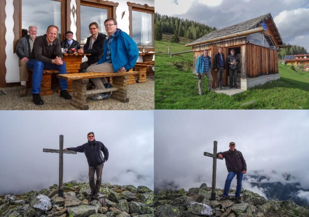 Emberger Alm Besuch 2015, I