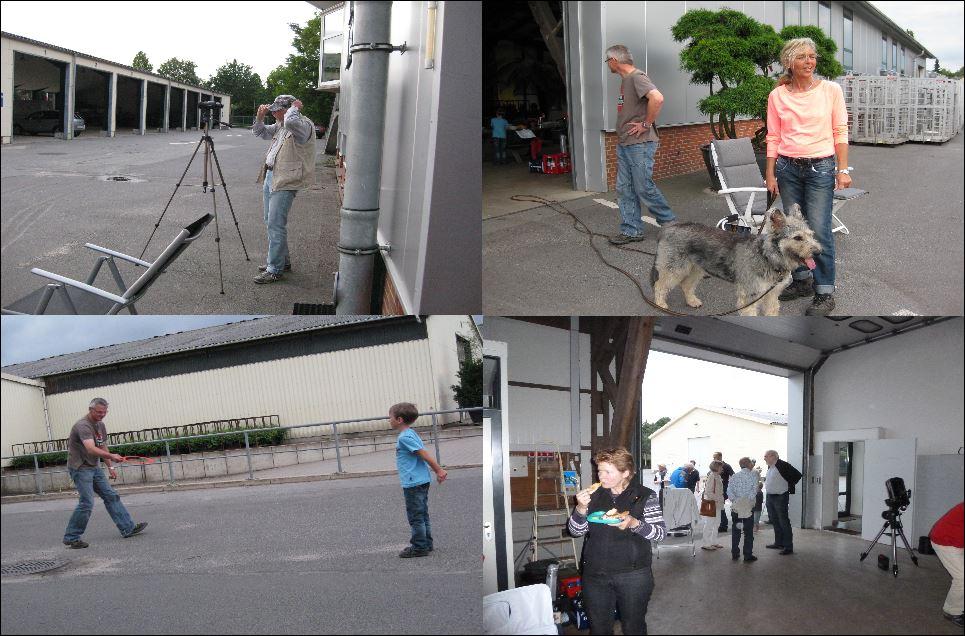 1-Perseiden Beobachtung am 10.08.2013