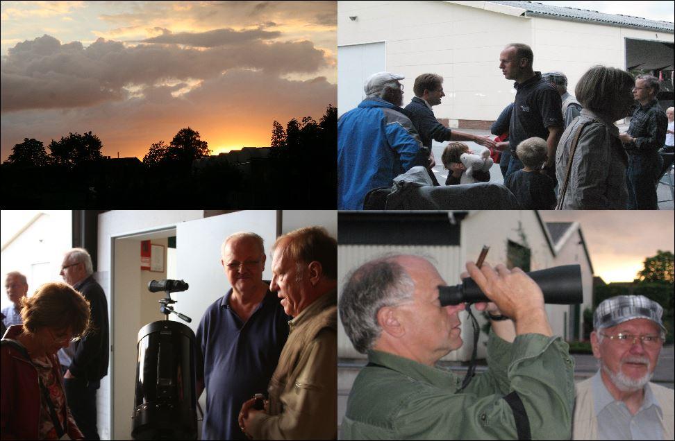 2-Perseiden Beobachtung am 10.08.2013