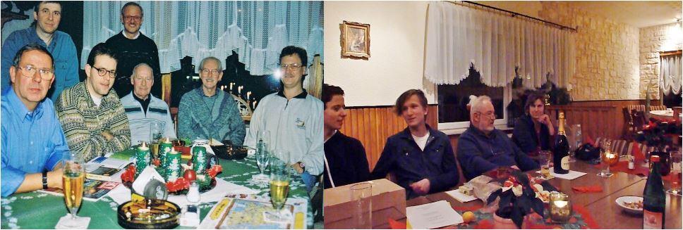 Astro Weihnachten 1994 und 2014