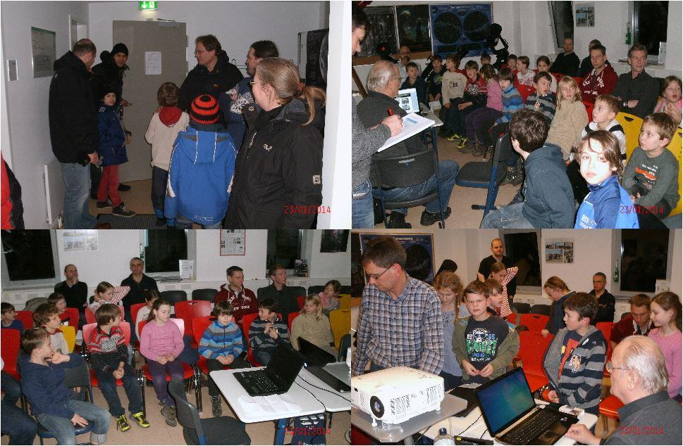 Besuch der Schwennesen Schule am 23.01.2014 I