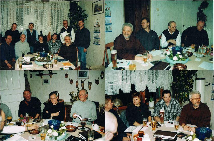 Stammtisch Weihnahtsfeier 10.12.2001