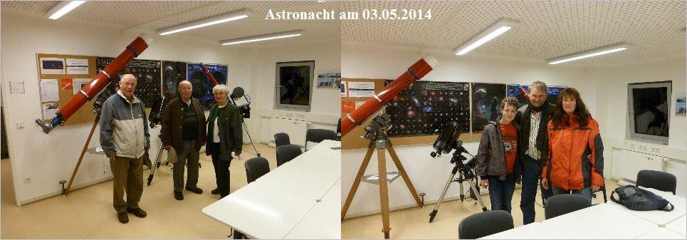 Astronacht 03.05.2014