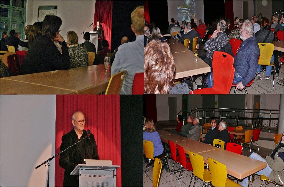Offizielle Eröffnung der Sternwarte am 26.01.2010 II