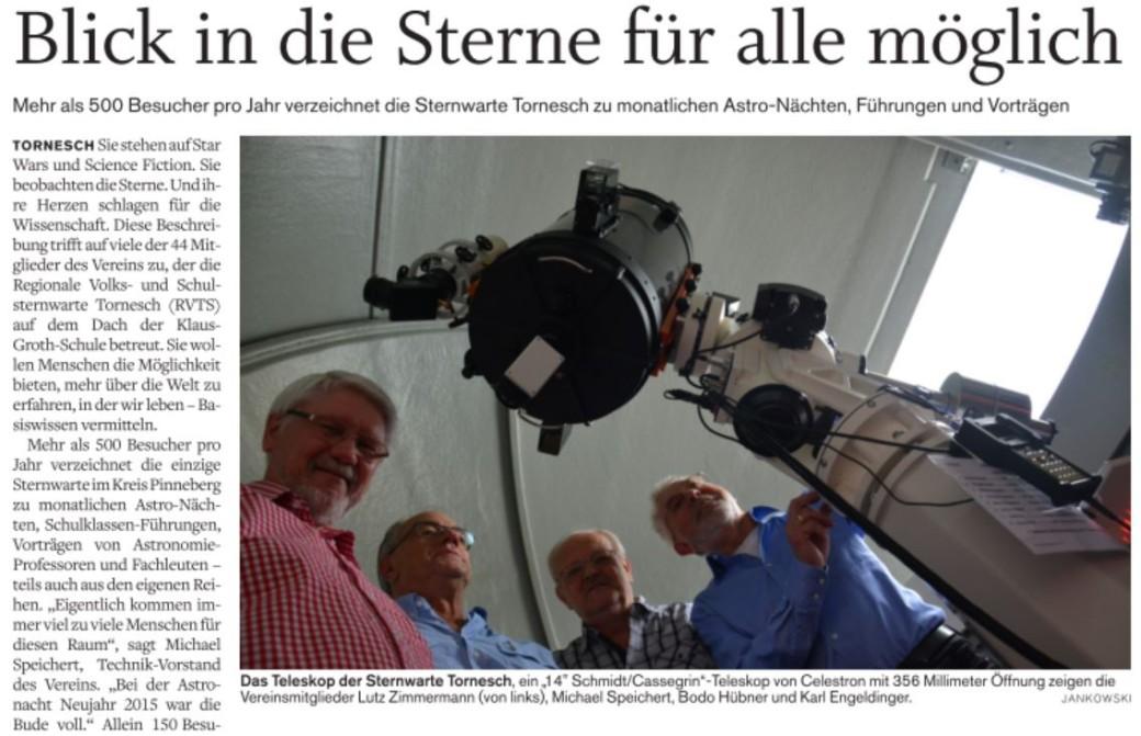 Bericht PI-Tageblatt I