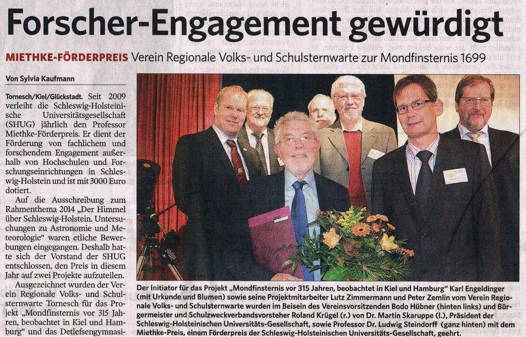 UENA Bericht am 17.11.von der PV am 14.11.2014 1